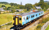 The Conwy Valley line